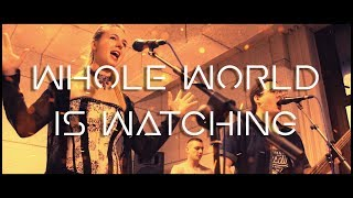 Hardcovered Whole World Is Watching Within Temptation Cover