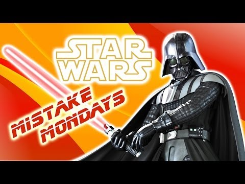 Star Wars Episode IV A New Hope (1977) Movie Mistakes