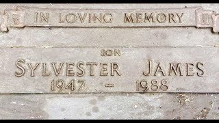 """FAMOUS GRAVE TOUR: Visiting """"Disco Diva"""" Sylvester's Grave In Inglewood Park Cemetery, CA"""