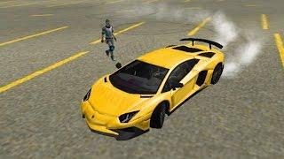 Lamborghini Aventador Simulator (by AG Games) Android Gameplay HD - Sports Cars Simulator Kids Games