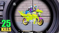 I SPENT 35000 UC on this NEW Motorcycle  PUBG MOBILE