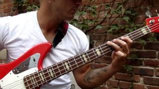 Lenny Kravitz - Mr. Cab Driver bass cover