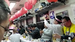 Sat.2.Feb.2019 北条鉄道おでん列車 にて.