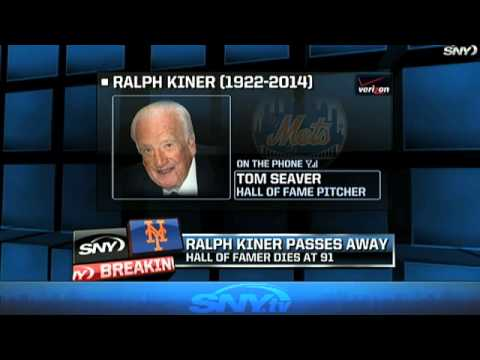 Tom Seaver talks about Ralph Kiner