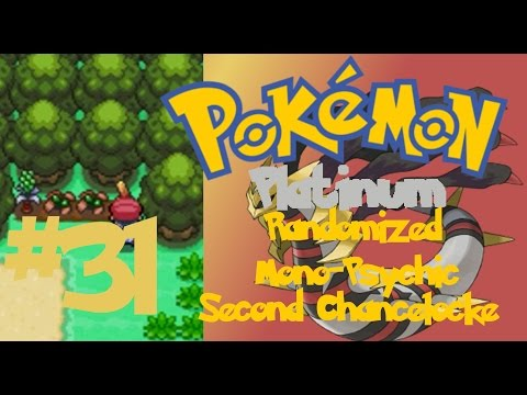 Pokemon Platinum Second Chancelocke Episode 31: You Never Know When A Berry Will Come In Handy