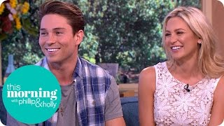 Joey Essex And Stephanie Pratt Questioned About Dating | This Morning