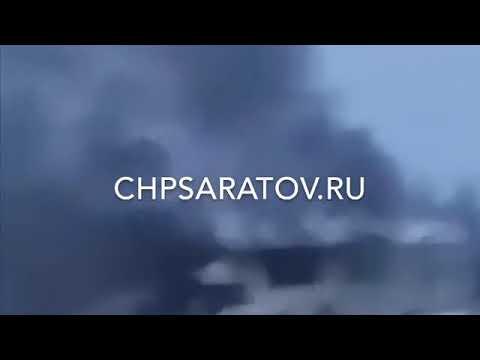 В кафе в Саратовской области прогремел взрыв