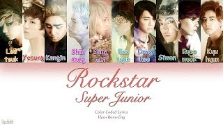 Super Junior - Rockstar
