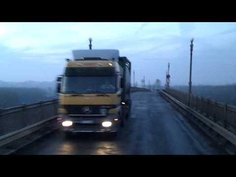 JDL discover Ruse Danube bridge