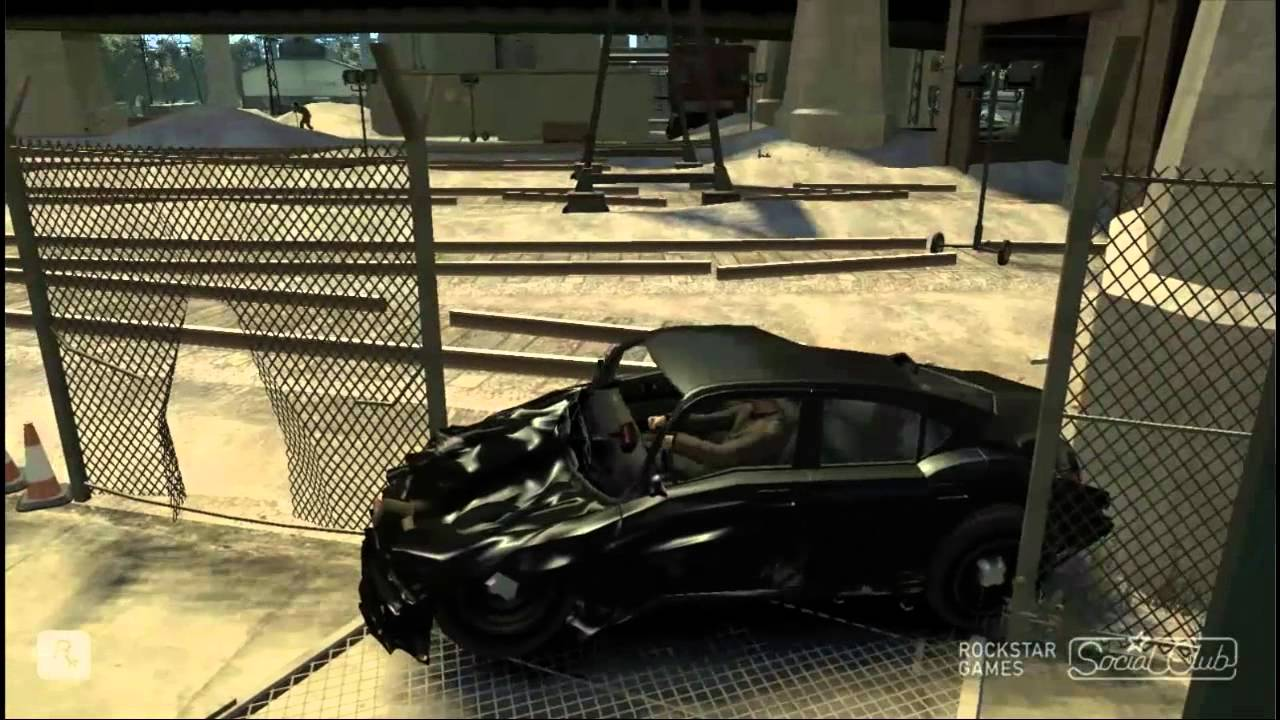 Gta V Realistic Car Crash