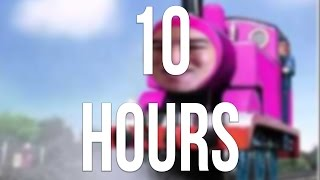 Repeat youtube video Thomas the Frank Engine (ft. Pink Guy) 10 HOURS