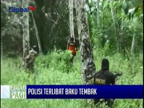 Polisi terlibat baku tembak dengan kelompok bersenjata di Aceh - BIP 18/02