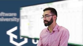 """Модул """"Microsoft Excel"""" с лектор Виктор Костадинов"""