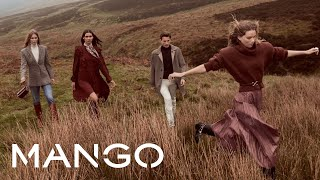 Mango FW19 Campaign | SHARED MOMENTS