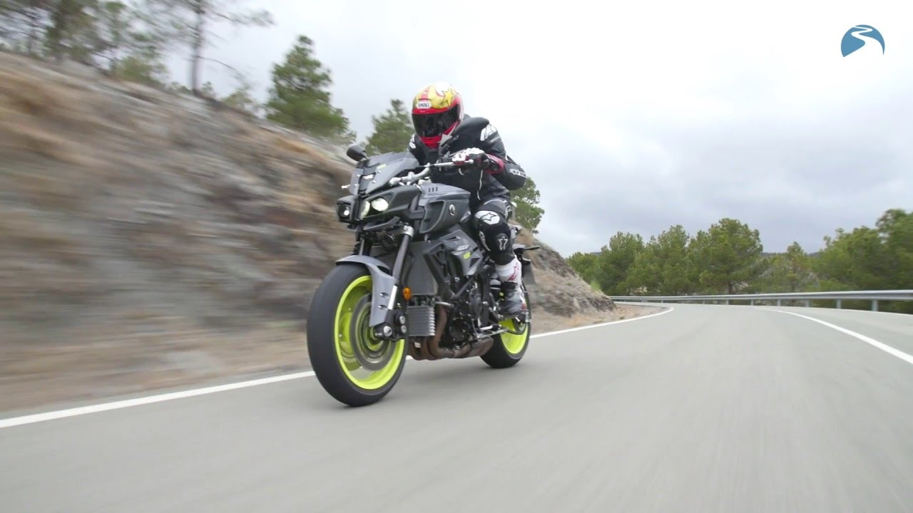 Yamaha MT-10: World first full test review