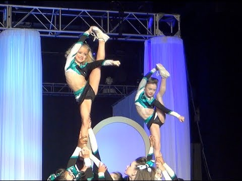 Cheer Extreme Youth Elite Level 5 Battle at the Capitol