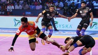 Pro Kabaddi 2018 Highlights   Gujarat FortuneGiants vs U Mumba   Hindi