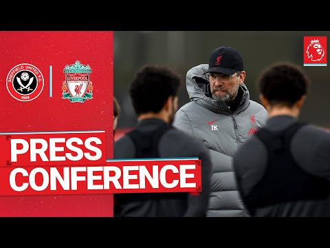 Jürgen Klopp's pre-Sheffield United press conference | Jota return and Hendo update