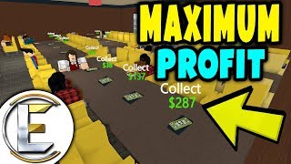 MAXIMUM PROFIT | How to become a millionaire in ROBLOX ( Roblox Restaurant Tycoon 2 )