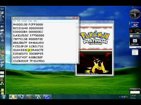 how to download pokemon heartgold on computer