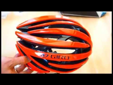 Unboxing Giro Aeon Helmet from Aliexpress