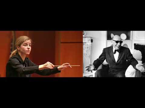 Karina Canellakis conducts Stravinsky - Firebird Suite, 1945 Version (2018)