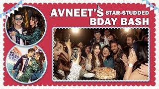 Avneet Kaur Celebrates Her Birthday With Siddharth, Ashnoor, Reem & More   Exclusive