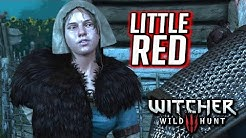 Witcher 3 ► Little Red - Both Outcomes