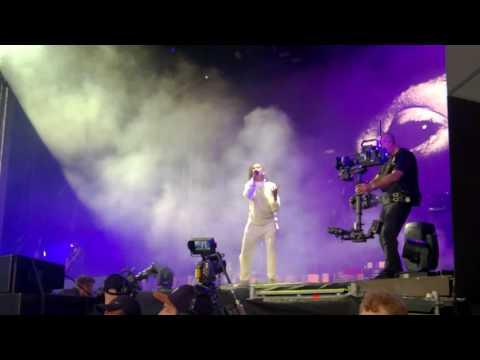 Gorillaz - Submission LIVE Demon Dayz Margate June 2017