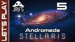 [FR] Stellaris Andromeda | Mod Mass Effect | Univers Alternatif - Épisode 5