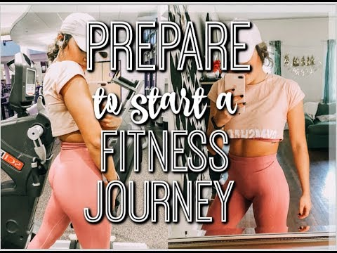 HOW TO HAVE A SUCCESSFUL FITNESS JOURNEY!!! BE MENTALLY PREPARED!!!