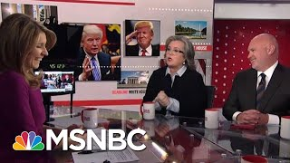 President Donald Trump's Latest Attempt To Sow Fear Ahead Of The Midterms | Deadline | MSNBC