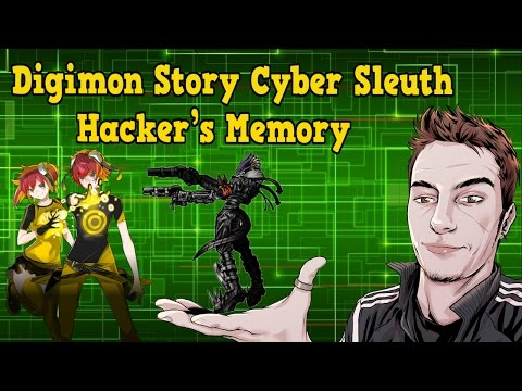 Digimon Story Cyber Sleuth: Hacker's Memory: Expansión con nueva historia y unos 70 nuevos Digimons!