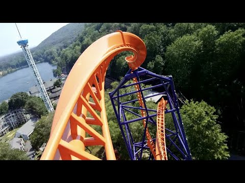 All Coasters At Lake Compounce Ranked [With POVs]
