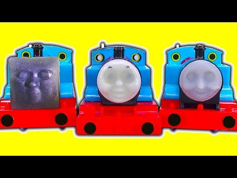 Thomas The Slenderman Tank Face Duplicator How To Monocure 3D Resin Fast & Simple