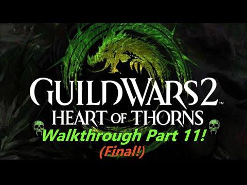 Guild Wars 2: Heart Of Thorns - Walkthrough (#11) Final Mordremoth Fight!