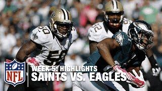 Saints vs. Eagles | Week 5 Highlights | NFL