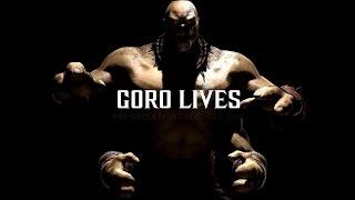 mortal kombat x   goro lives gameplay trailer 2015   official mk10 game en hd