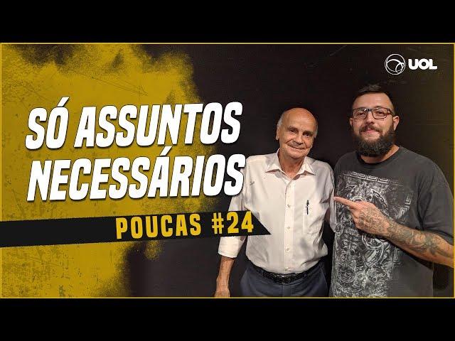CAUÊ MOURA + DRAUZIO VARELLA | POUCAS #24