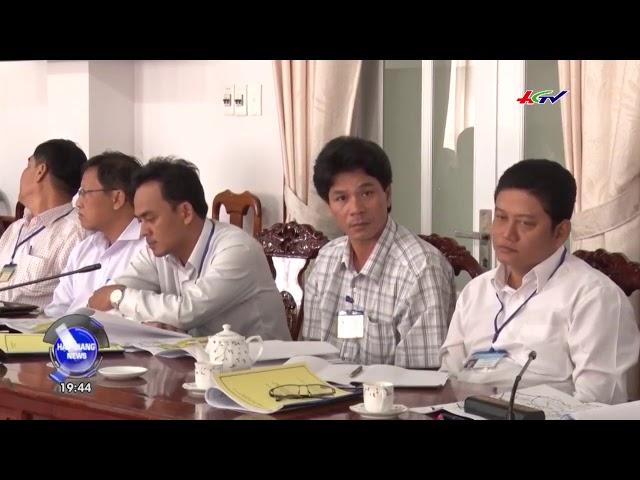 Điều chỉnh quy hoạch chung đô thị Cái Tắc, tỉnh Hậu Giang đến năm 2020
