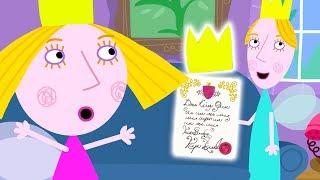 Le Petit Royaume de Ben et Holly Royals 👑| 30 Minutes | Dessin animé