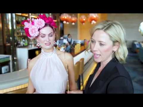 Melbourne Cup Fashion at Crown Perth