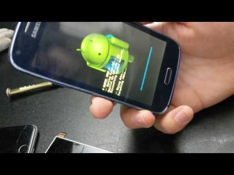 Samsung I8260 Galaxy Core - how to hard reset my phone video tutorial