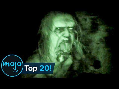 Top 20 Scariest Movie Endings