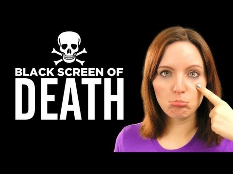 Ubuntu Black Screen of DEATH - Howto Fix It