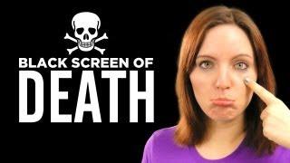 Ubuntu Black Screen of DEATH - Howto Fix It