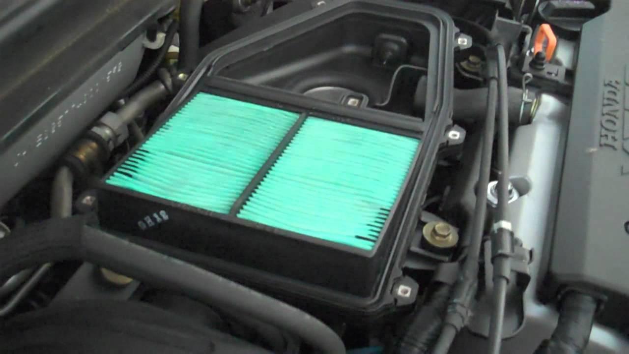 2003 honda civic ex fuel filter location [ 1280 x 720 Pixel ]