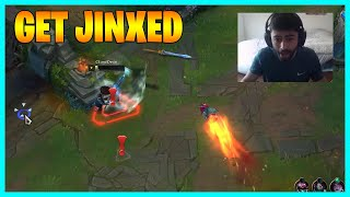 Yassuo - Get Jinxed...LoL Daily Moments Ep 1450
