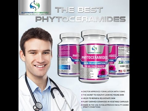 Phytoceramides For Skin Rejuvenation