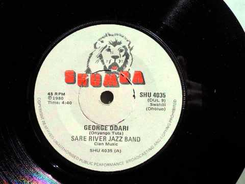 Sare River Jazz Band - George Odari (Dholuo) (Shumba 4035)